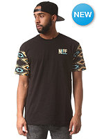 NEFF Tribal Beach S/S T-Shirt black