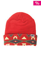 NEFF Tribal Shores Beanie red