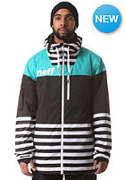 NEFF Trifecta Snow Jacket stripe