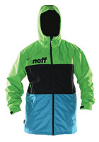 NEFF Triple Jacket slime
