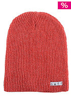 NEFF Womens Daily Sparkle Beanie cyan red
