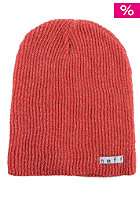 NEFF Womens Daily Sparkle Beanie red white