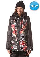 NEFF Womens Falcon Snow Jacket snake life