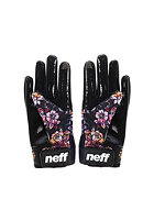 NEFF Womens Pipe Snow Glove acid blossom