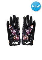 NEFF Womens Pipe Snow Glove acid blossom