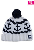 NEFF Womens Sailor Beanie white