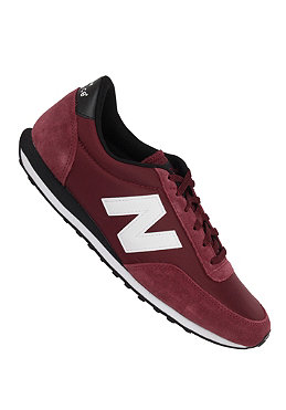 NEW BALANCE 410 Shoe burgundy/ black