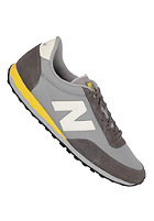 NEW BALANCE 410 Shoe grey/ yellow/ white