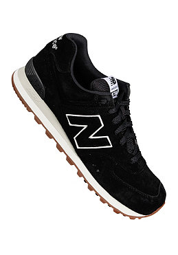 NEW BALANCE 574 Shoe black