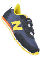 NEW BALANCE Kids KE410 yny navy/yelow