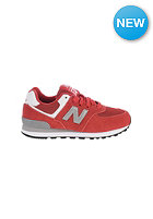 NEW BALANCE Kids KL574 1vp red
