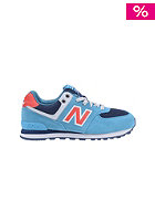 NEW BALANCE Kids KL574 cap blue