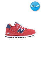 NEW BALANCE Kids KL574 psp red