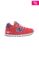 NEW BALANCE Kids KL574 psp red