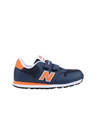 NEW BALANCE Kids KV500 boy navy/orange