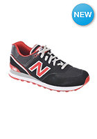 NEW BALANCE ML574 sjk black/red