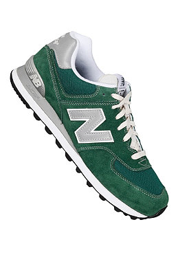 NEW BALANCE Running 574 Suede/Mesh green