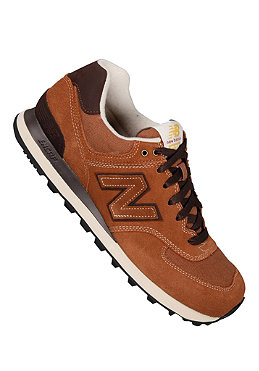 NEW BALANCE Running 574 tan
