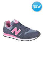 NEW BALANCE Womens W373 snp navy/pink