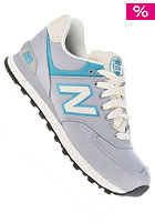 NEW BALANCE Womens WL574 B grey/turquise