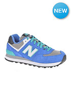 NEW BALANCE Womens WL574 sgb blue/green