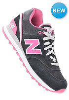 NEW BALANCE Womens WL574 sjb black