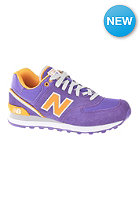 NEW BALANCE Womens WL574 sjk purple