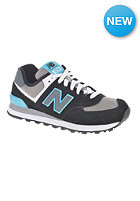 NEW BALANCE Womens WL574 snb navy