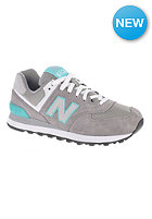 NEW BALANCE Womens WL574 sng grey/blue