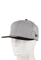 NEW ERA 2 Tone Snapback Cap gray/black