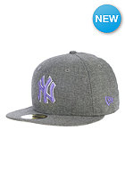 NEW ERA All Over Chambrey New York Yankees Fitted Cap black / purple