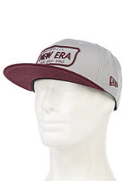NEW ERA Ask Any Pro 950 Snapback Cap grey/maroon