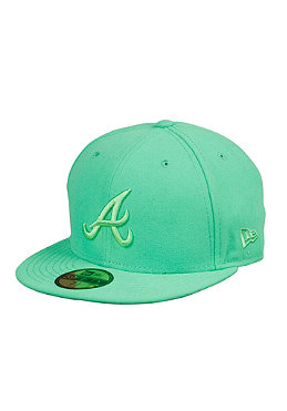 NEW ERA Atlanta Braves League Tonal SU12 Cap island green