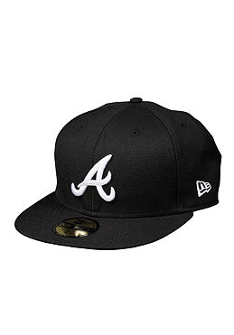 NEW ERA Atlanta Braves MLB Basic Cap black/white