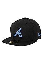 NEW ERA Atlanta Braves Seas Bas Cap blk/af blue