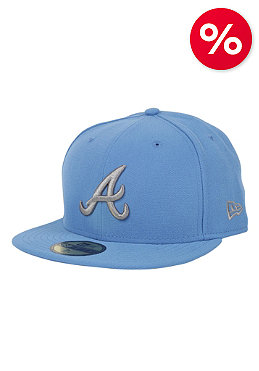 NEW ERA Atlanta Braves Seas Cont Cap afblu/stgry