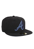 NEW ERA Atlanta Braves Speedstream Cap black/afblue