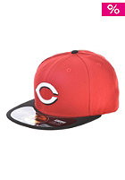 NEW ERA Authentic Cincinnati Reds Fitted Cap road