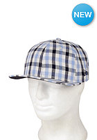 NEW ERA Back In Check Cap navy/sky