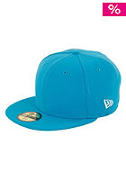 NEW ERA Basic Fitted Cap blue jewel 