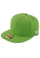 NEW ERA Basic Fitted Cap lime green