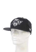 NEW ERA Basic LA Kings Snapback black/white