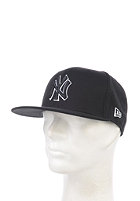 NEW ERA Basic New York Yankees Snapback black/white