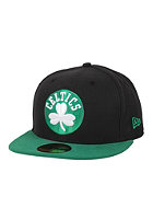 NEW ERA Boston Celtics Fitted Cap green