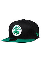 NEW ERA Boston Celtics Oversized Cap team/black
