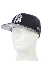 NEW ERA Camo Break New York Yankees Team Snapback Cap team color