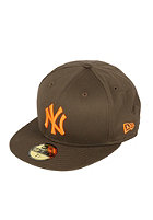 NEW ERA Canvapop NY Yankees Cap olive/hunterflame orange