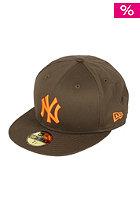 NEW ERA Canvapop NY Yankees Cap olive/hunterflame orange