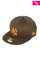 NEW ERA Canvapop NY Yankees olive/hunterflame orange