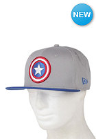 NEW ERA Capt America Team Hero Cap gry/blu